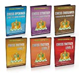 Picture Of Chess King Training Combo All 6 Cd-roms