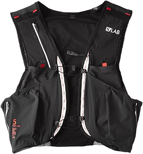Ultra Spa (Salomon S-Lab Sense Ultra 5 Set Black Red L)