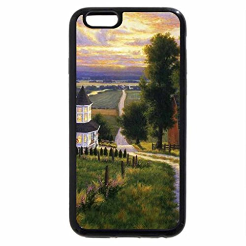 iPhone 6S / iPhone 6 Case (Black) grand parents villa