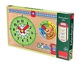 Jumbo Spiele D51319 - Jumbo Kalenderuhr Goula, Spiele und Puzzles