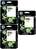 HP 940XL - CMY Ink Crtg 3 Pack (CN698AE)