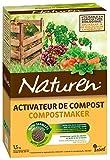 Naturen Activateur de Compost Biologique Enrichi en Azote - 1,5...