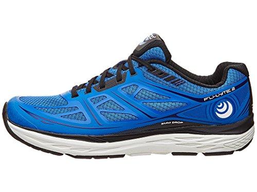 Topo Athletic FLI-Lyte 2Running Schuh-Herren 40 blau/schwarz -