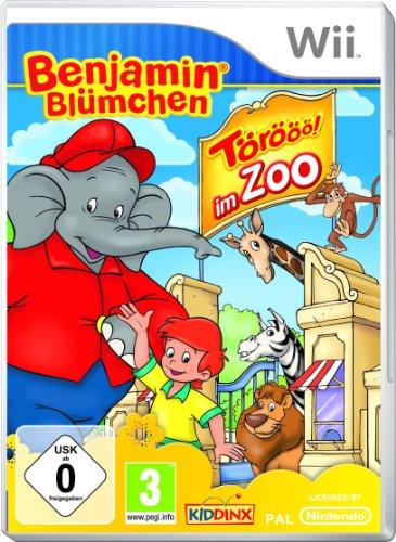 Törööö im Zoo - [Nintendo Wii] - Teen-wii-spiele