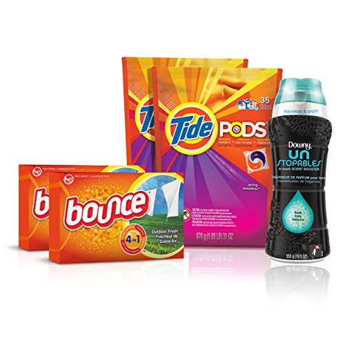 tide-amazing-laundry-bundle-68-loads-tide-pods-bounce-sheets-and-downy-unstopables-by-procter-gamble