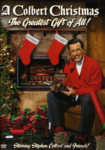 Colbert Christmas: The Greatest Gift of All [DVD] [Region 1] [US Import] [NTSC]