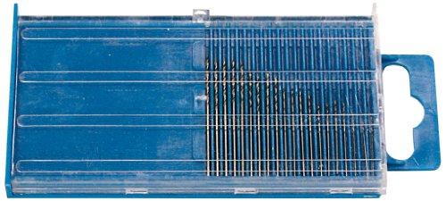 Squadron SQ10821 - Modellbauwerkzeug Drill Bit Index, 20 Stück