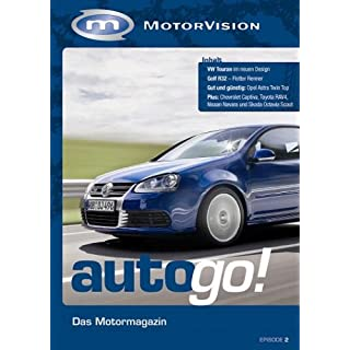 MotorVision: Auto go! Das Motormagazin Vol. 2 - German Release (Language: German)