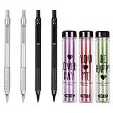 Best MyLifeUNIT mechanical pencil - MyLifeUNIT 0.5mm Mechanical Pencils, Drafting Pencil with Lead Review