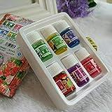 3 ML Pure & Natural Ätherische Öle Aromatherapie Duft Hautpflege Entspannende Glättung Rejuvenating Body Essential Oil Multicolor