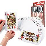 Carte à jouer poker size XXL cartes géantes