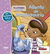 Doctora Juguetes. Aliento de brontosaurio
