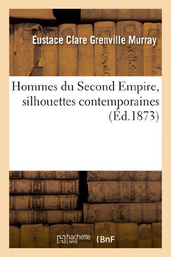 Hommes du Second Empire, silhouettes contemporaines