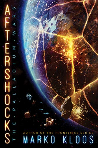 Aftershocks (The Palladium Wars Book 1) (English Edition)