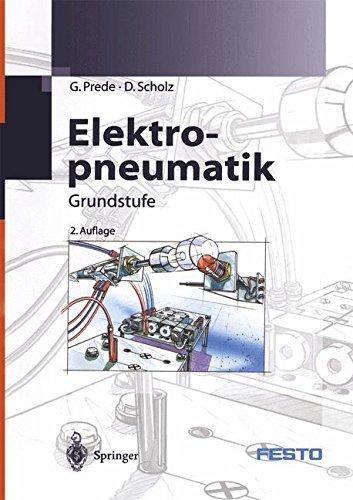 Elektropneumatik: Grundstufe (German Edition) by G. Prede (2001-01-29)