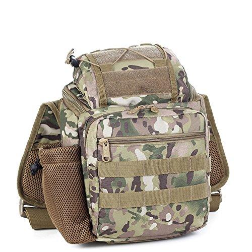 paar Outdoor-Rucksack/Wasserdichte SLR Kameratasche/Kamera-Tasche/ Bergsteigen Umhängetasche B