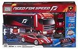 Megabloks - 95760U - Jeu de Construction - Need For Speed - Camion et Voiture Lamborghini à Construire