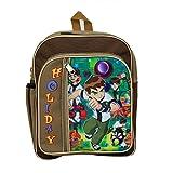 Kuber Industries Ben 10 School Backpack ...