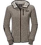 Jack Wolfskin Terra Nova Jacket Women Größe XL siltstone