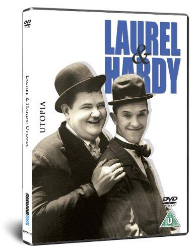 Laurel & Hardy: Utopia [DVD] [UK Import]