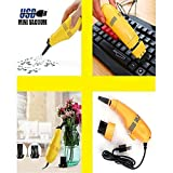 #5: Y Store Mini USB Vacuum Cleaner Designed for Computer Keyboard Cleaner Laptop Brush Dust Cleaning Kit Phone Use Useful Vacuum