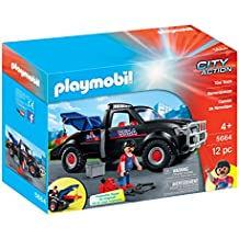 Playmobil Camión grúa de juguete