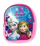 Disney Die Eiskönigin Anna & ELSA sehr schön weicher Rucksack für kleine Prinzessinnen