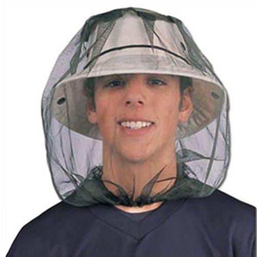 WINOMO Moskito Kopfnetz Insektenschutz Hut für Outdoor Angeln -