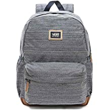 Vans Realm Plus Backpack Mochila Unisex Azul