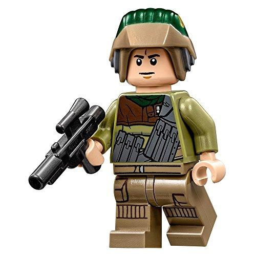 LEGO Star Wars Rebel Trooper NEU aus 75155 Rebel U-Wing Fighter Figur inkl. Waffen Minifigur