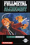 Fullmetal Alchemist Edition simple Tome 2