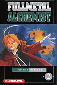 Fullmetal Alchemist Edition simple Tome 2