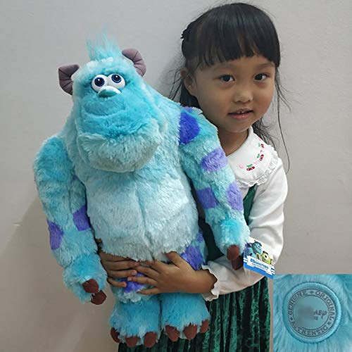 YDGHD Monsters University Plush Toys,48cm Sulley Sullivan Monsters Inc Stuffed Animal Doll for Birthday Gift