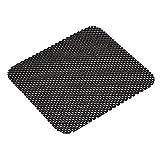 #2: Medetai Car Non Slip Dashboard Mat Car Coin Key Anti Slip Glass Dash Pad Pattern Color