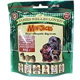 James Wellbeloved Dog Minijacks Cereal Free Lamb, 90 g, Pack of 10