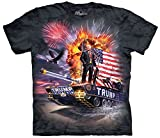 The Mountain Unisex Erwachsen Gr. 2XL Epic Trump Humor T Shirt