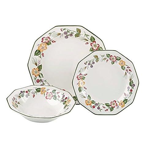 Service Vaisselle 18 Pieces - Churchill Country Lane - Service de vaisselle