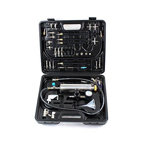 SHIOUCY Extractor Inyector Limpiador & Tester Juego de Herramientas Sistema de Combustible para Gasolina Sale