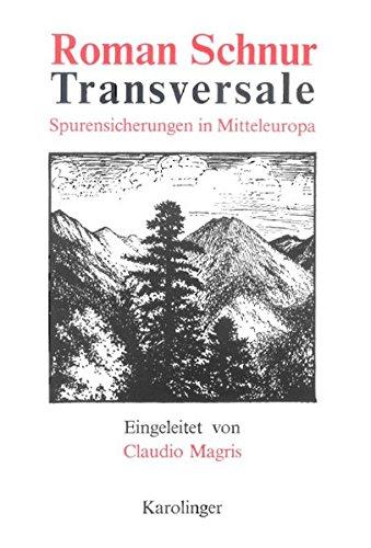 Tel Schnur (Transversale: Spurensicherungen in Mitteleuropa)