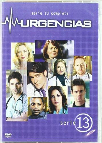 Urgencias (13ª temporada) [DVD]