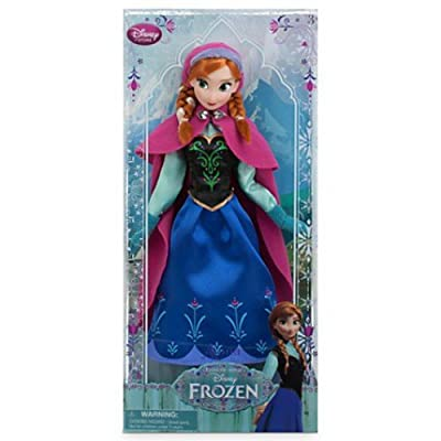 Disney Store: Frozen Anna (30 cm) por ToyCentre
