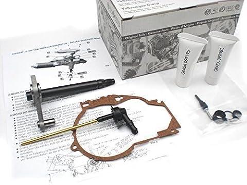 Kit de réparation moteur d'essuie-glace arrière d'origine Volkswagen VW Pièces VW (par exemple Golf 4 (Porsche Parti Di Motore)