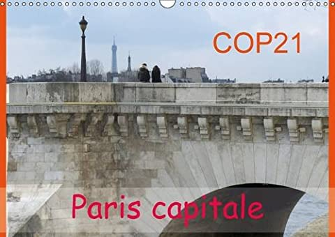 Cop21 Paris Capitale 2017: Pour La Conference Du Climat a Paris, La Cop21, La Photographe Capella Presente La Tour Eiffel Sous Influence Climatique.