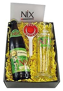NiX Geschenk Set NiX im Glas