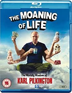 The Moaning of Life - Series 1 [Blu-ray]