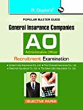 Administrative Officer Exam Guide (General Insurance Companies) (Popular Master Guide)