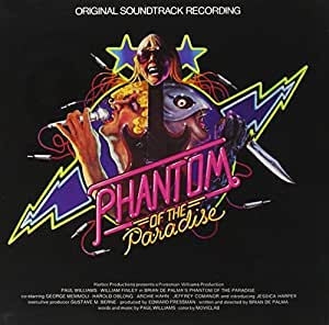 Phantom of the Paradise [Import anglais]