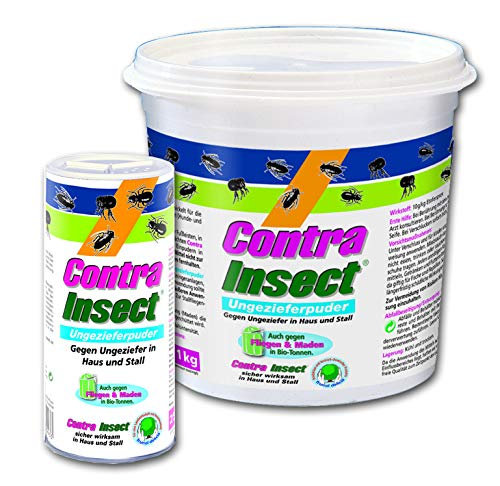 Contra-Insect Ungeziefer-Puder 1kg -