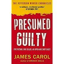 Presumed Guilty (Jefferson Winter Book 1)
