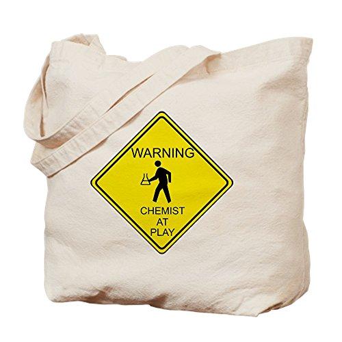 CafePress-Chemiker Spiel-Canvas-Tasche, Tuch, mit Tasche Tote S khaki -
